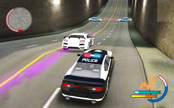 Police Car 3D : Crime Chase Cop Driving Simulator screenshot 7