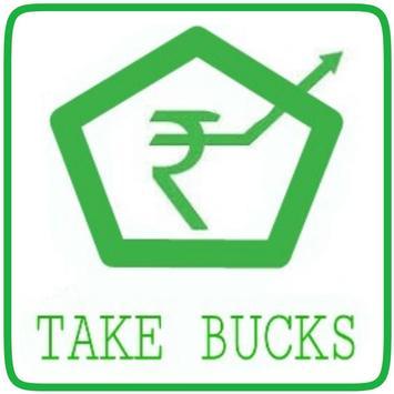 Take Bucks - Daily Free Recharge poster