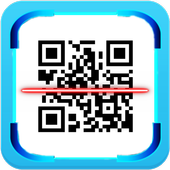 QR code reader online icon