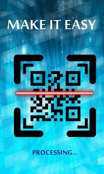 QR code reader online poster
