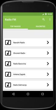 Radio Croatia poster