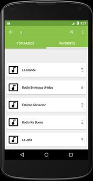 Radios de Guatemala apk screenshot
