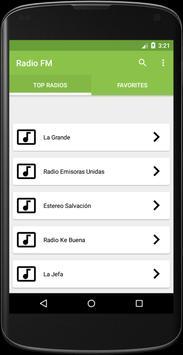 Radios de Guatemala poster