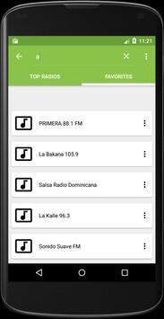 Dominican Republic Radios apk screenshot