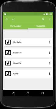 Radio Netherland FM apk screenshot