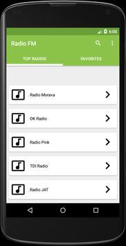Serbian Radios poster