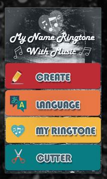 My Name Ringtone With Music poster