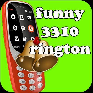 funny 3310 ringtones classic apk screenshot