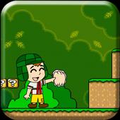 Astro Running Boy icon