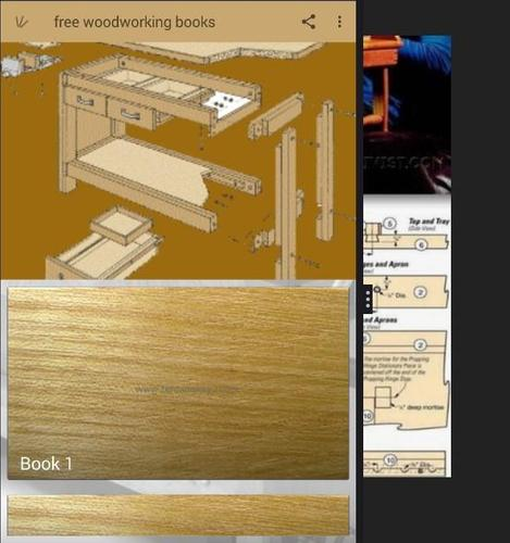 Free Woodworking Books For Android Apk Download