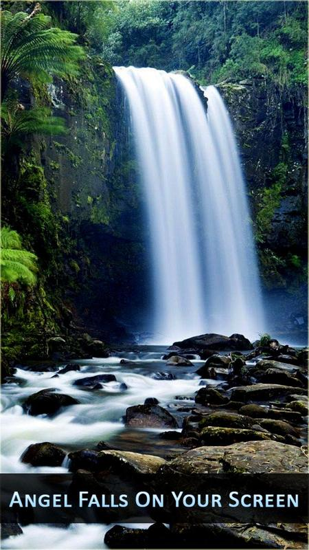 Hd Waterfall 3d Live Wallpaper V1 0 Android Apk Download