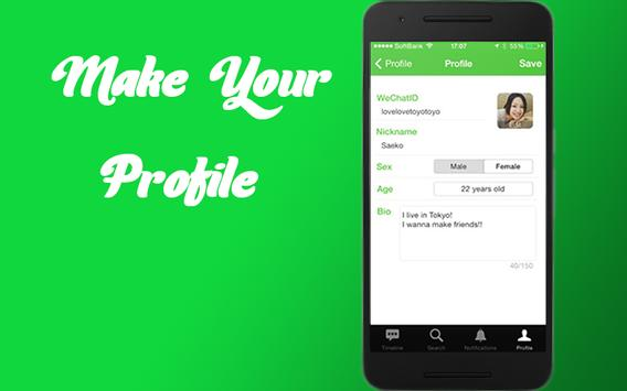 Free Video Call WeChat Tips screenshot 1