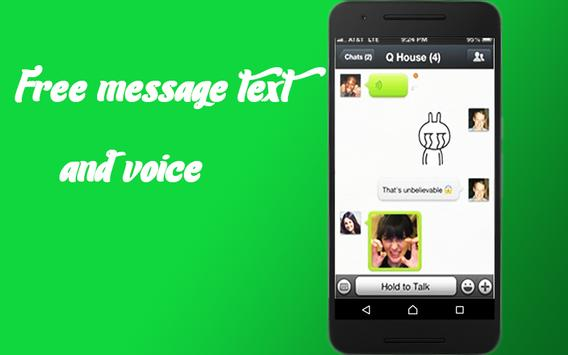 Free Video Call WeChat Tips screenshot 2