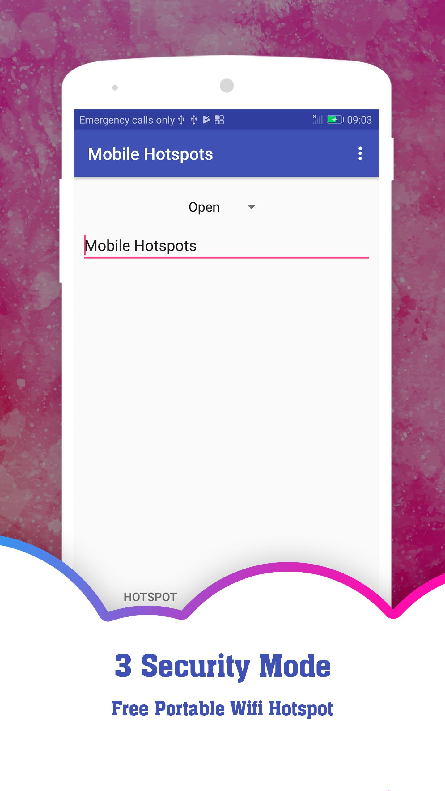 Free Wifi Hotspot Sharing for Android - APK Download
