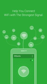 Wifipedia - Free wifi hotspots apk screenshot