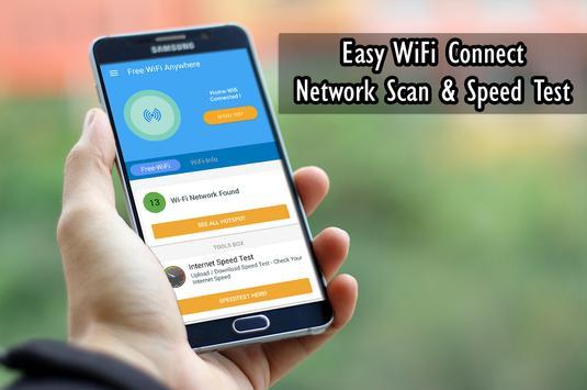 Free Wifi Connection Anywhere & WiFi Map Analyze screenshot 6