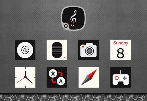 Rhythm Theme screenshot 1