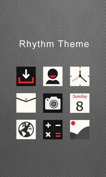 Rhythm Theme screenshot 2