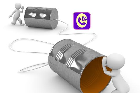 Free Viber Chat Message tips poster