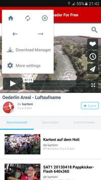 HD Video Downloader apk screenshot