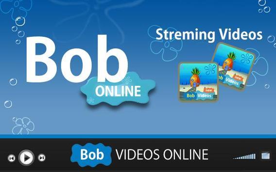 Spongebob videos poster