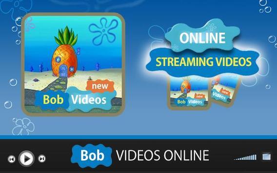 Spongebob videos apk screenshot