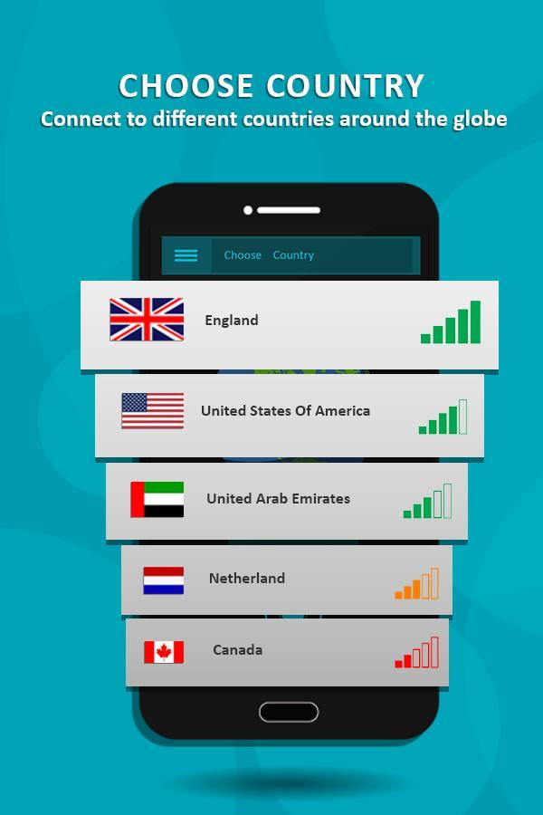 VPN Private Proxy - Free Hotspot Security for Android - APK Download
