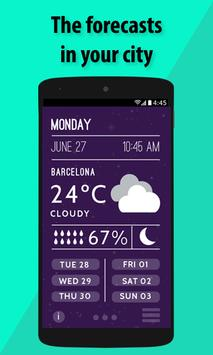 Free 3B Meteo Weather Forecasts Guide poster