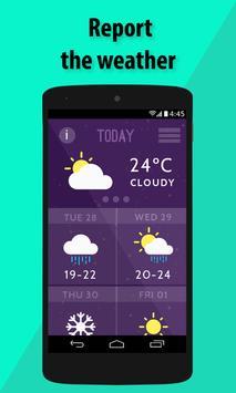 Free 3B Meteo Weather Forecasts Guide apk screenshot