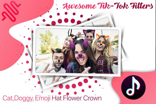 Free Filters for Tik Tok screenshot 3