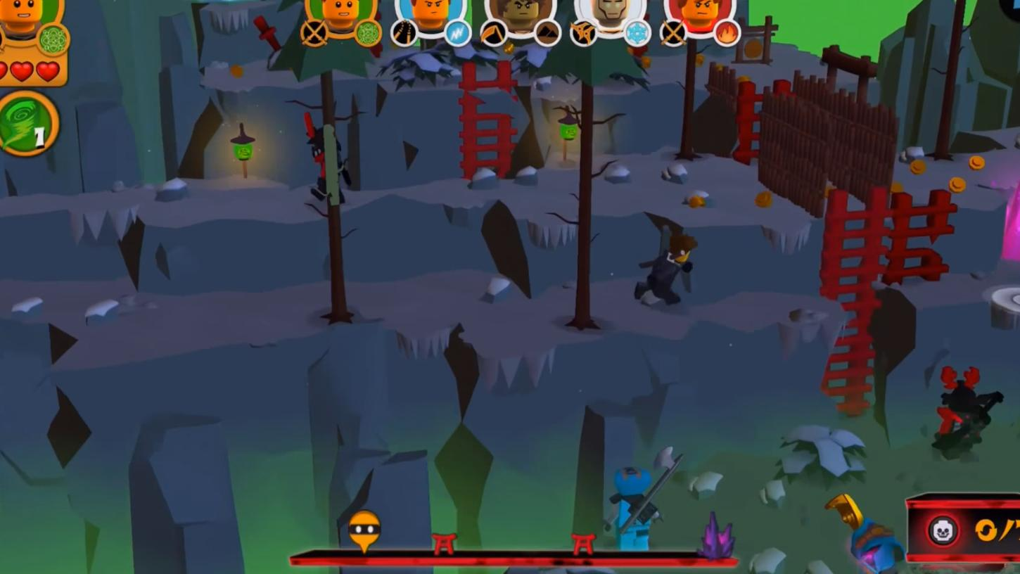 FREETIPs LEGO Ninjago Games for Android - APK Download