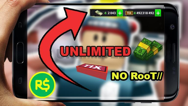 roblox unlimited robux apk free download