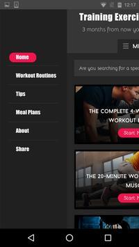 Training Exercises - Courses screenshot 2