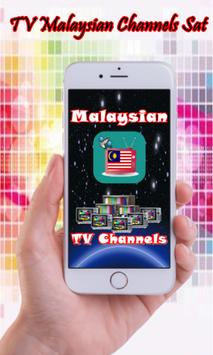 TV Malaysian Channels Sat poster