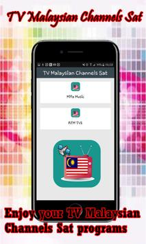 TV Malaysian Channels Sat apk screenshot
