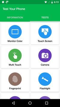Test Your Phone screenshot 1