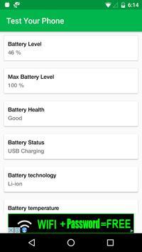 Test Your Phone screenshot 3