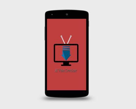 Video Downloader HDV - All HD screenshot 1