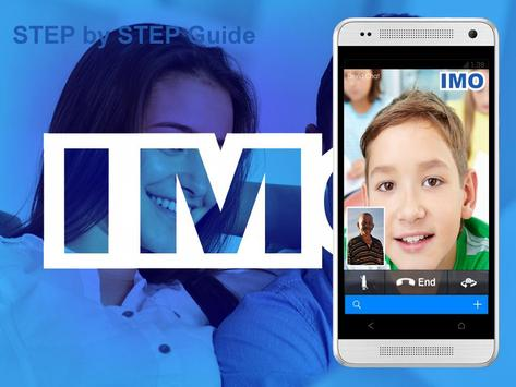 Free Imo Video Call Guide-Tips poster