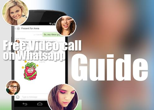 Guide For Whatsapp Video Call apk screenshot