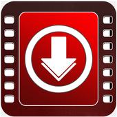ikon XX HD Video downloader-Free Video Downloader
