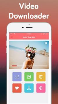 XX HD Video downloader-Free Video Downloader screenshot 3