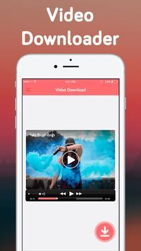 XX HD Video downloader-Free Video Downloader screenshot 1
