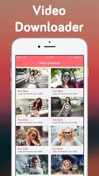 XX HD Video downloader-Free Video Downloader screenshot 2