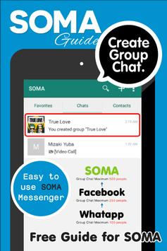 Guide SOMA Video Call Chat screenshot 3