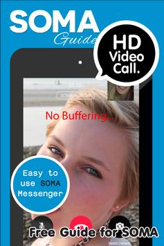 Guide SOMA Video Call Chat screenshot 1