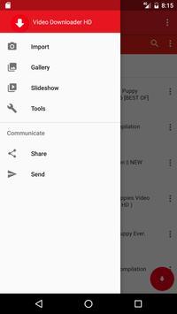 Video Downloader HD screenshot 4