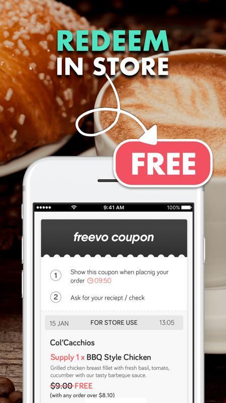 Freevo Free Food