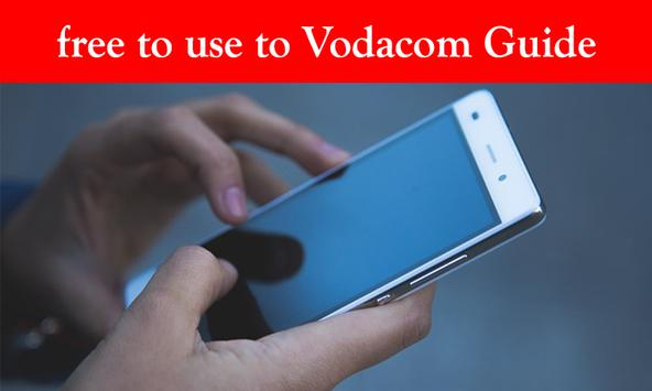 Free My Vodacom App Guide poster