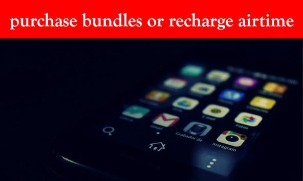 Free My Vodacom App Guide apk screenshot